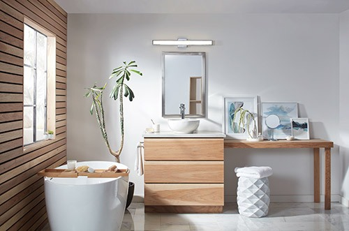 20 On Trend Bathroom Lighting Ideas For, Modern Bathroom Light Bar