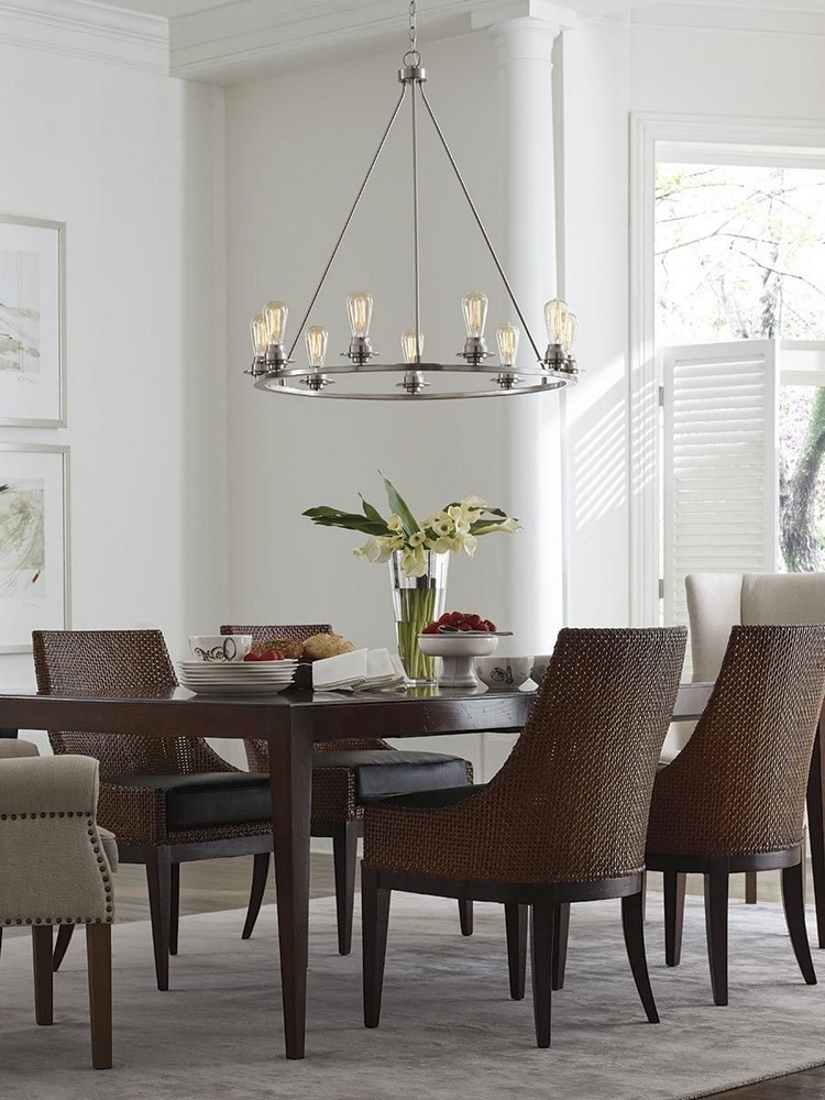 20 Trending Dining Room Light Fixtures, Dining Room Lighting Trends