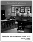 Kichler Under Cabinet Lighting 2010 PDF catalog
