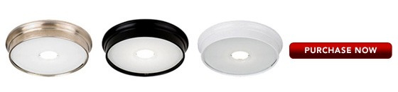 Sea Gull Lighting - LED Surface Mount Downlights