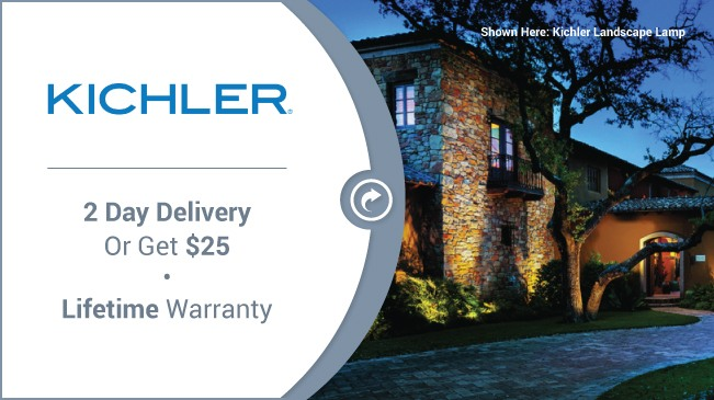 Shop Kichler and Enhance Your Home...