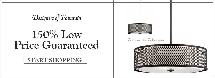 Designers Fountain Lighting Pendants Wall Bath And Outdoor Lighting Free Shipping