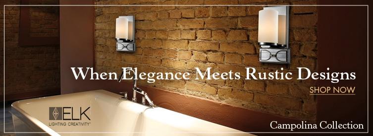 Bathroom Lighting & Accessories, Vanity Lights, Exhaust Fans and More