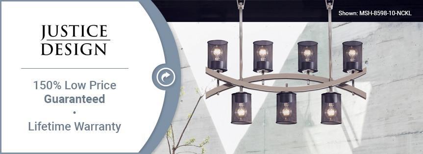 Justice design lighting