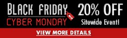 Black Friday/ Cyber Monday Sales Event