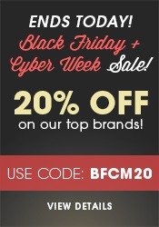 Black Friday/Cyber Week Sale!