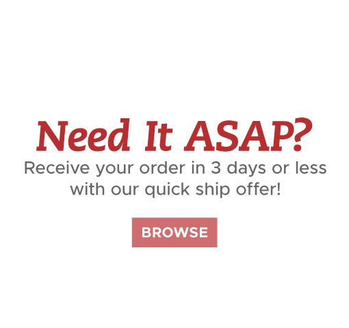 Quick Ship Offer