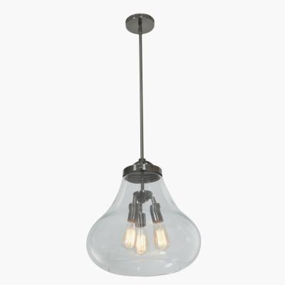 Access Lighting 55547 Flux- Three Light Chandelier