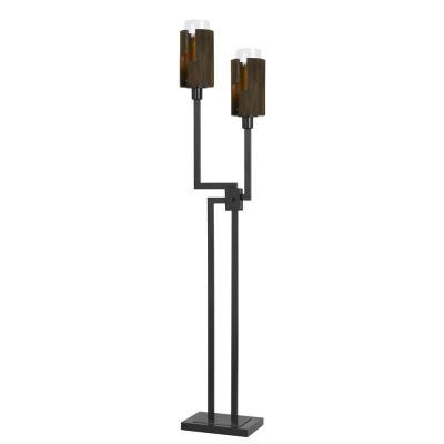 Cal Lighting - BO-3670FL - Bradford - Two Light Floor Lamp