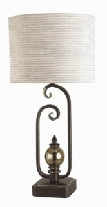 Cal Lighting - BO-648TB - Medieval - One Light Table Lamp