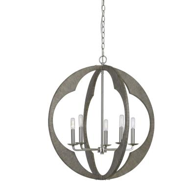 Cal lighting fx 3683 5 portici five light pendant mozeypictures Images