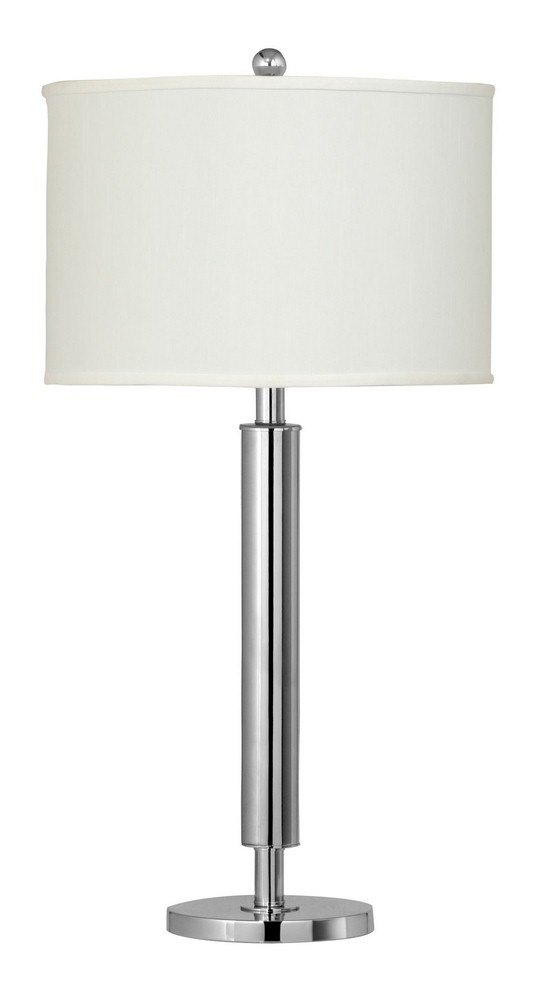 Cal Lighting-LA-2004NS-2RCH-Neoteric - Two Light Table Lamp  Chrome Finish