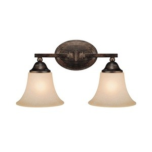 Capital Lighting - 1752RT-107 - Towne & Country - Two Light Bath Vanity