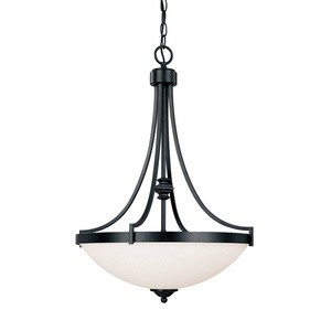 Capital Lighting - 4027BC - Towne & Country - Three Light Pendant