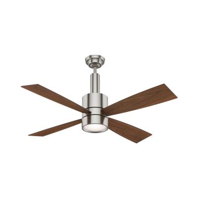 Casablanca Fans 5928b Bullet 54 Ceiling Fan With Light Kit
