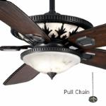 "Continental - 60"" Ceiling Fan - Pull Chain - C20G624F"