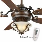 """La Fleur - 56"""" Ceiling Fan - Prime-Touch - P2G546H"""