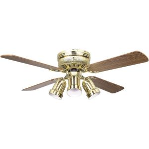 Madison - 42 Inch Hugger Fan W/Light