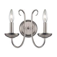 Williamsport   Two Light Wall Sconce