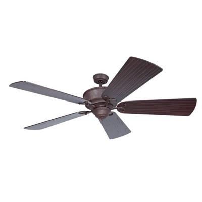 Craftmade Lighting DCRT70AG Riata Grande   70u0026quot; Ceiling Fan (Blade Sold  Separately)