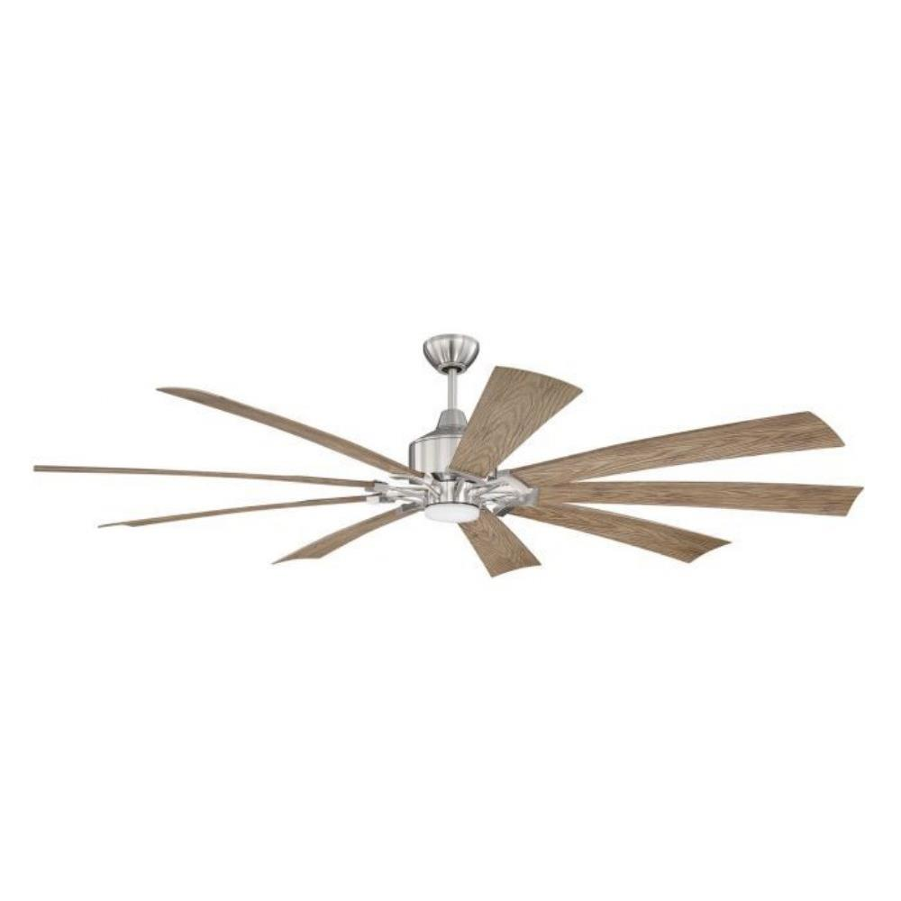 Craftmade Lighting Eas70 Eastwood 70 Inch Ceiling Fan With Light Kit