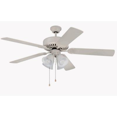 Craftmade Lighting C203 Pro 203   52u0026quot; Ceiling Fan With ...