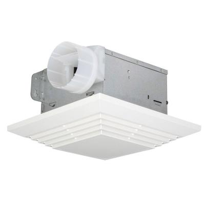 Craftmade Lighting TFV90 13u0026quot; Decorative Bathroom Exhaust Fan