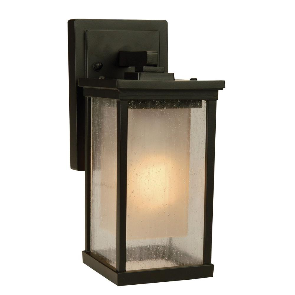 Riviera One Light Outdoor Small Wall Mount