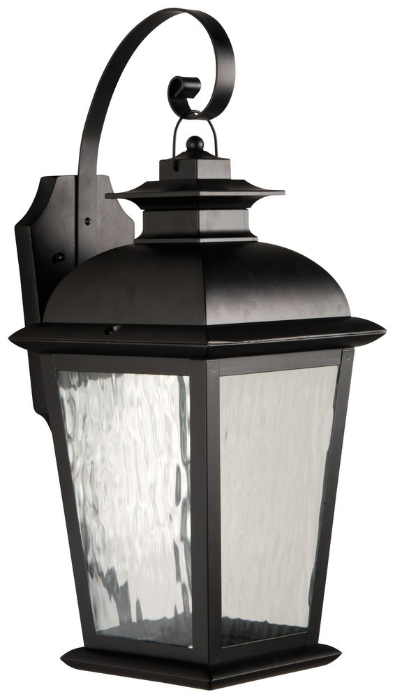 Craftmade Lighting-Z5714-OBO-LED-Branbury - 21 Inch LED Outdoor Medium Wall Mount  Oiled Bronze Finish with Water Glass