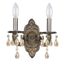 Crystorama-Wall/sconces