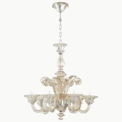 Cyan lighting 06444 lascala six light chandelier aloadofball Gallery