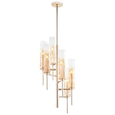 Cyan lighting 08538 balanchine six light chandelier mozeypictures Gallery