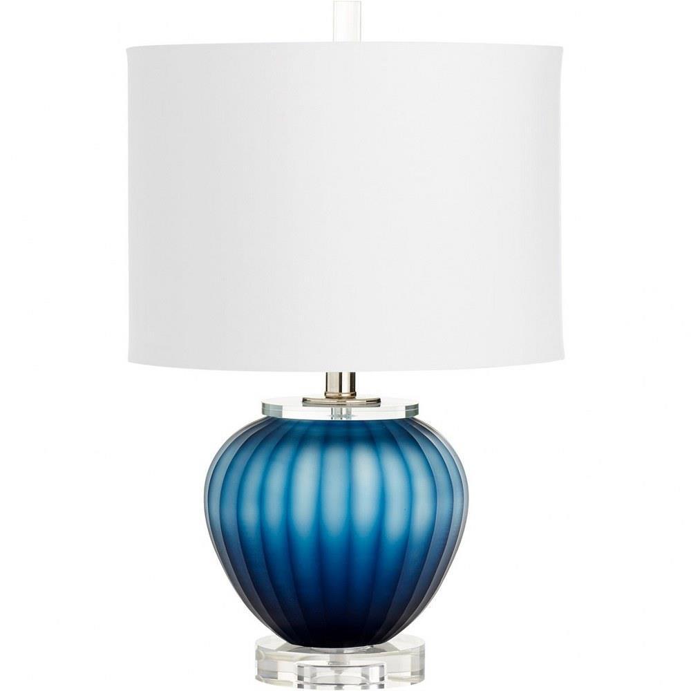 Halden One Light Cfl Table Lamp