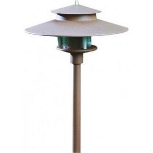 Large Hat Top Path Light 20W Jc 12V