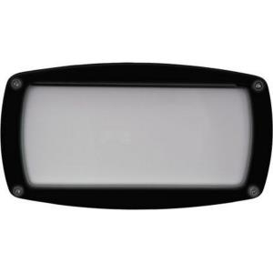 Recessed Open Face Step and Wall Light