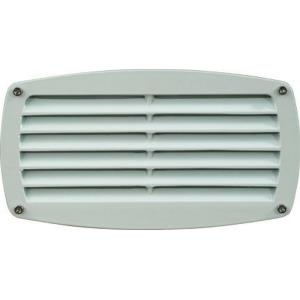 Recessed Louver Step and Wall Light
