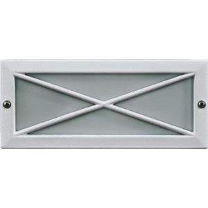 Outdoor Recessed Step Light