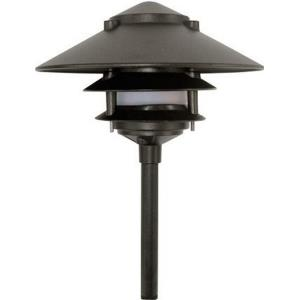 One Light Three Tier Pagoda Lamp