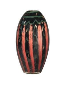 Dale Tiffany Lighting-PG80168-Carmelo - 12 Inch Decorative Small Vase  Hand Blown Art Finish