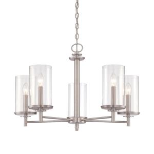 Axel - Five Light Chandelier