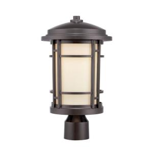 "Barrister - 9"" 13W LED Post Lantern"