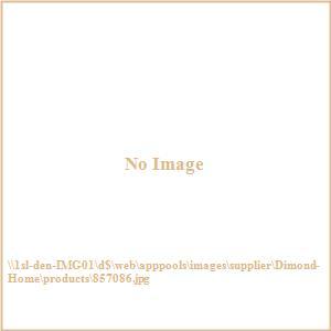 "8"" Rustic Sangria Milk Bottle"