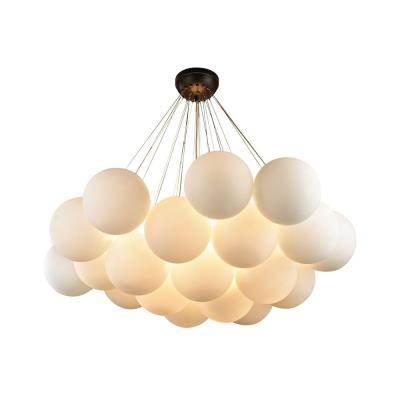 Dimond lighting 1140 6cielo cielo six light chandelier mozeypictures Gallery
