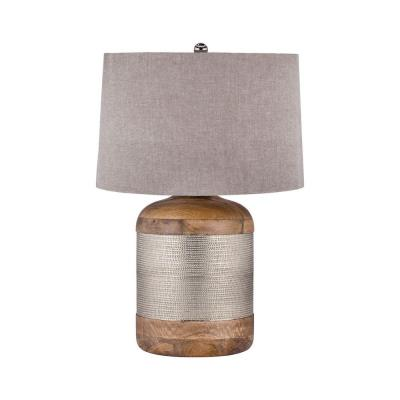 Dimond Lighting 8983-021 One Light Drum Table Lamp