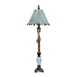 Dimond Lighting - 93-155 - Rustic Tiffany - One Light Table Lamp
