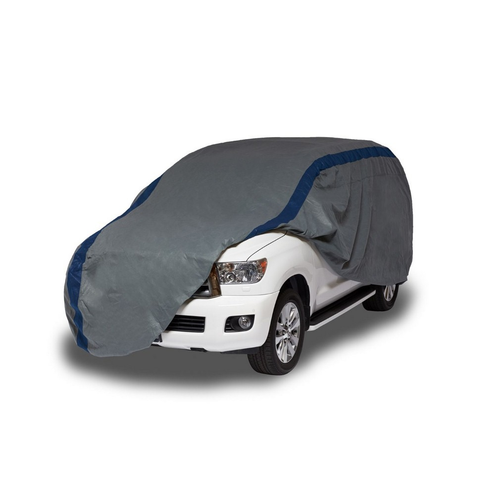 Duck Covers-A3SUV162-162L x 59W x 60H SUV Cover  Weather Defender - Outdoors