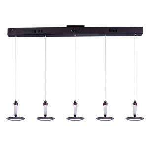 "Hilite - 37.5"" 36W 5 LED Pendant"