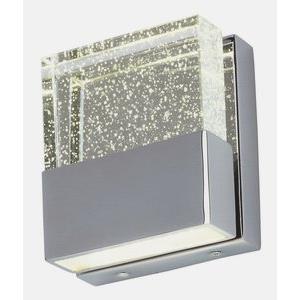 "Fizz III - 5"" 6W 3 LED Square Bath Vanity"