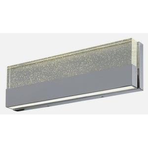 "Fizz III - 18"" 30W 2 LED Rectangular Bath Vanity"