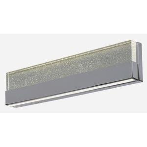 "Fizz III - 24"" 44W 2 LED Rectangular Bath Vanity"